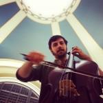 Hale & Hearty: Eli Bender in the Winnipeg train station