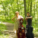 Hale & Hearty, musical duo Rachel Capon & Eli Bender