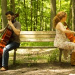 Hale & Hearty, musical duo Rachel Capon & Eli Bender