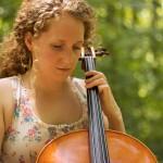 Rachel Capon of the folk music duo Hale & Hearty